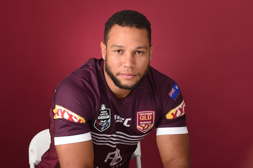 Moses Mbye is set to make his Origin debut.