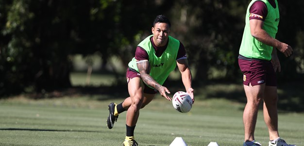 In pictures: XXXX Queensland Residents captain's run