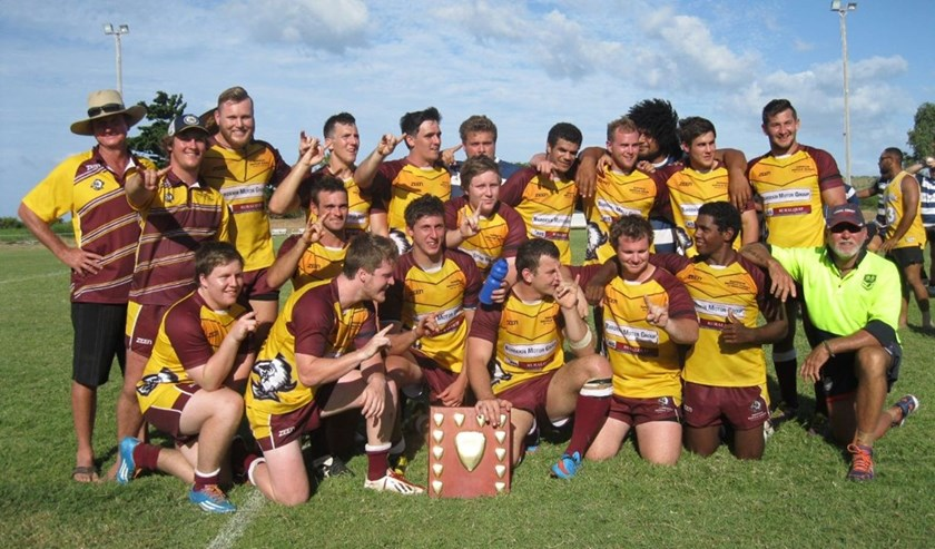 The Bowen 10s are one of the successes on the local rugby league calendar.
