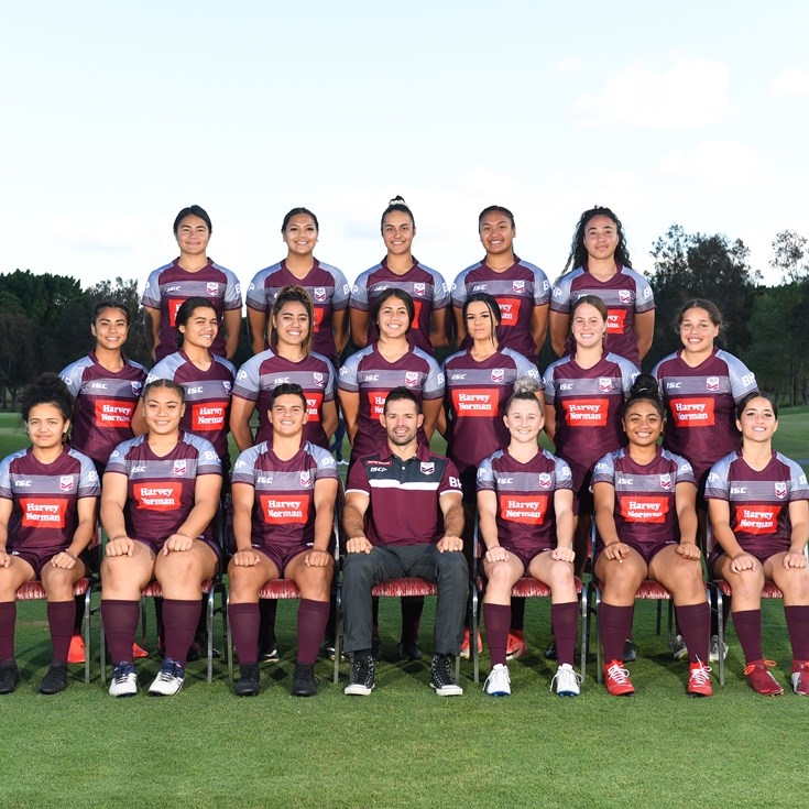 Queensland Under 18 girls: where are they now?