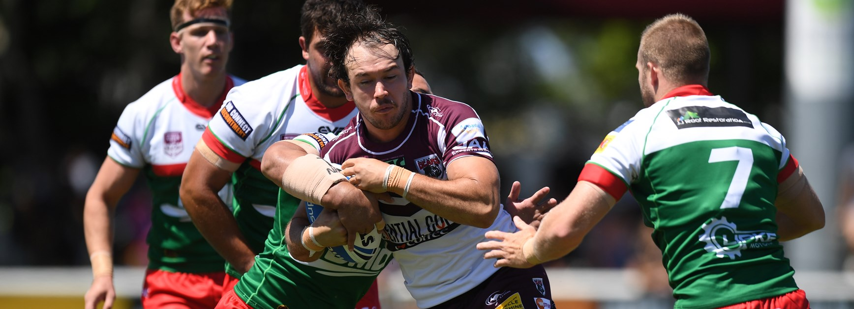 Bears overpower Wynnum Manly for a strong win