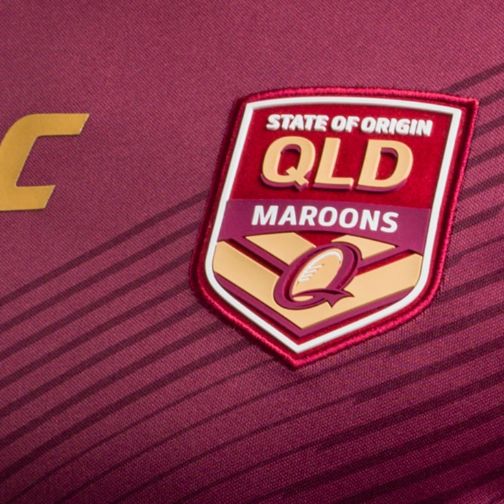 Maroons young guns launch new ISC jersey