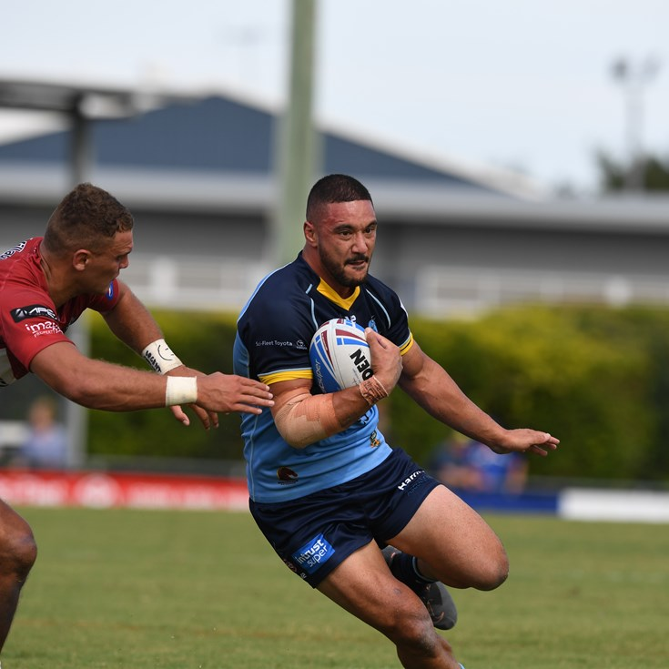 Norths withstand spirited fightback from Dolphins