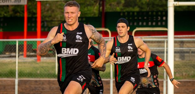 Wynnum Manly Seagulls ripping into pre-season