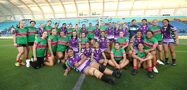 SEQ announce inaugural Under 18 Girls development squad