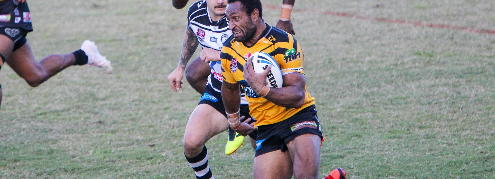 Olam gets hat-trick in Falcons win over Tweed
