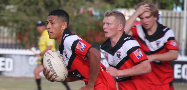 Panthers come out on top in Bundaberg's battle of the big cats