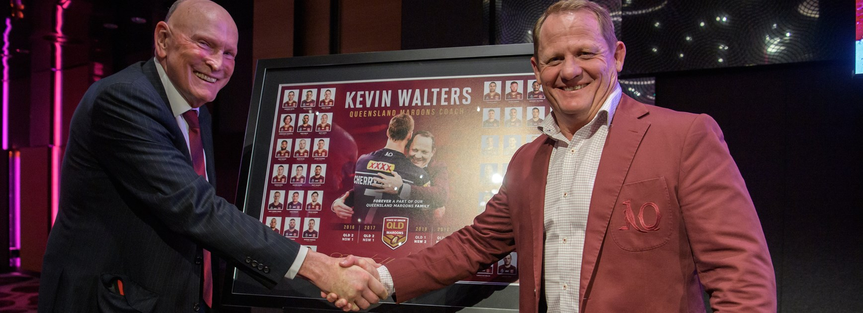 Kevie 'grateful for the opportunity' as he bids farewell