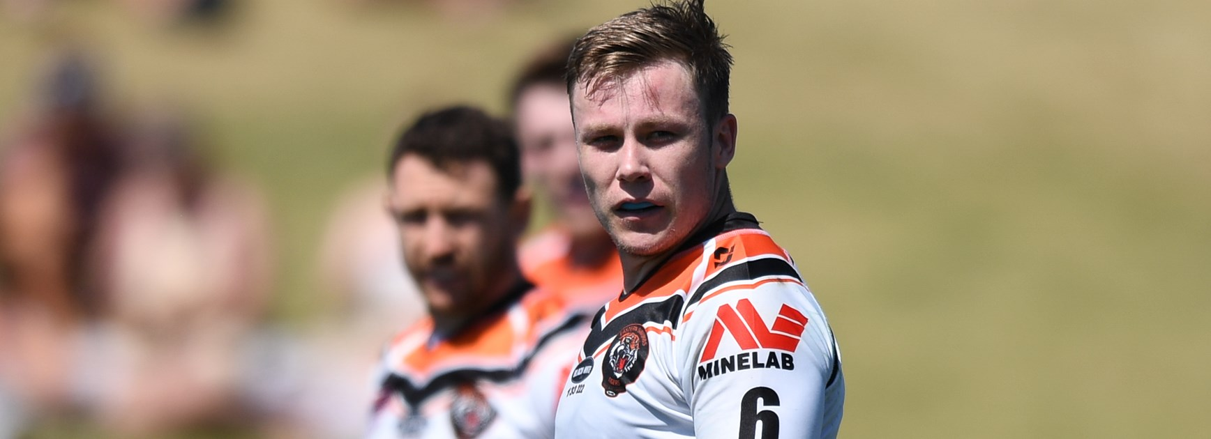 Walters keen for start with Wests Tigers