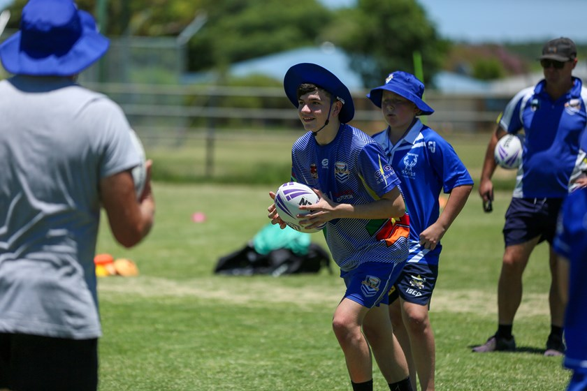 The Beyond the Nest development camp was held at the weekend in Murgon. Photo: Cameron Stallard / QRL