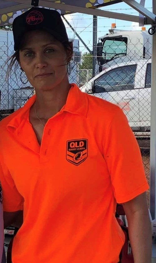 Taren Carr from Normanton is making a real difference in the game of rugby league by inspiring other women to get involved in the game