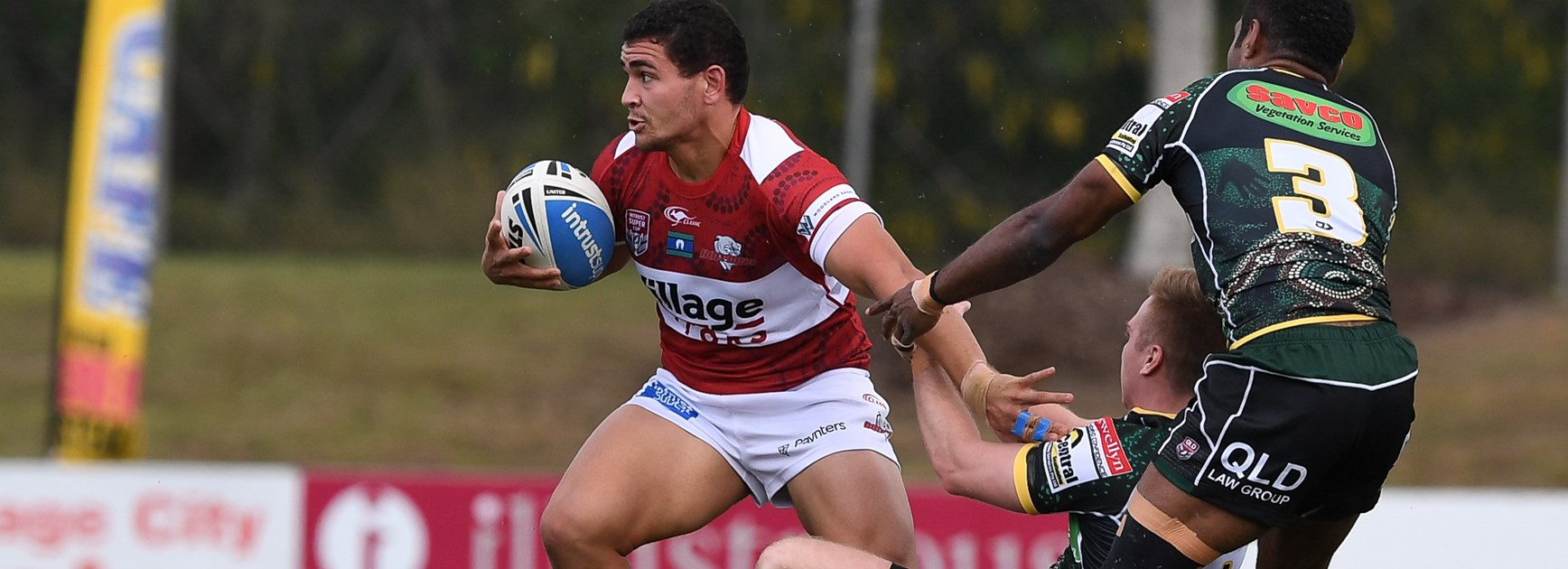 Round 16 Team of the Week: Powerhouse Perese