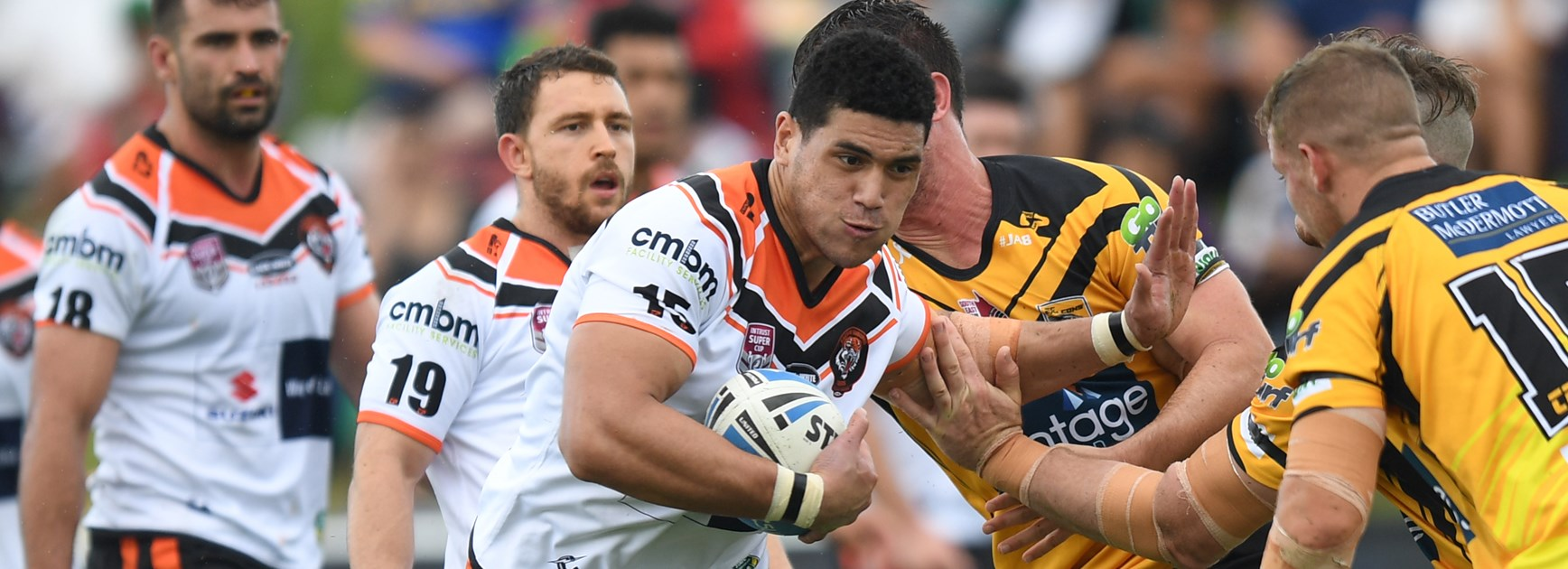 2019 Year in Review: Easts Tigers