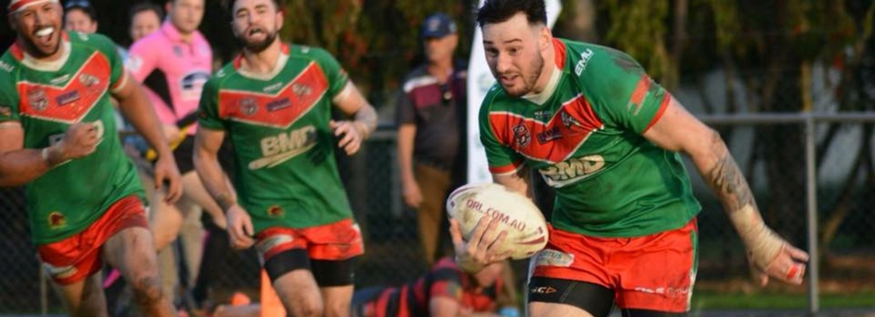 Second half blitz lifts Gulls to BRL grand final