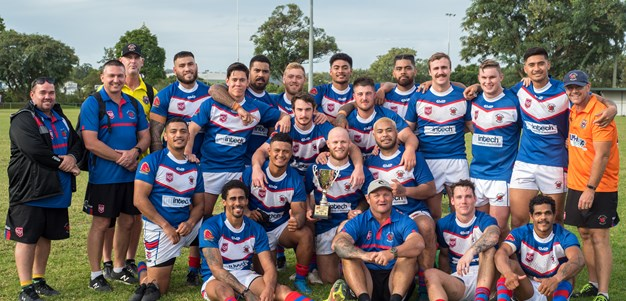 Brisbane Blue top South East; await opponent for championship decider