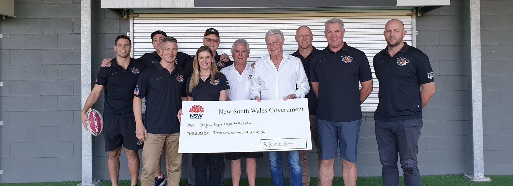 $300k grant a game-changer for Tweed Heads club