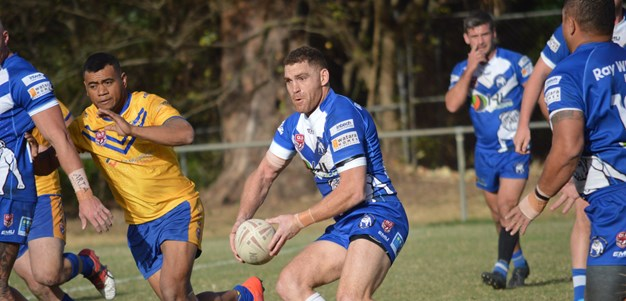 Bulimba through to eighth consecutive grand final