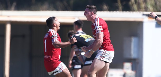 Redcliffe knock Tweed out in epic elimination final