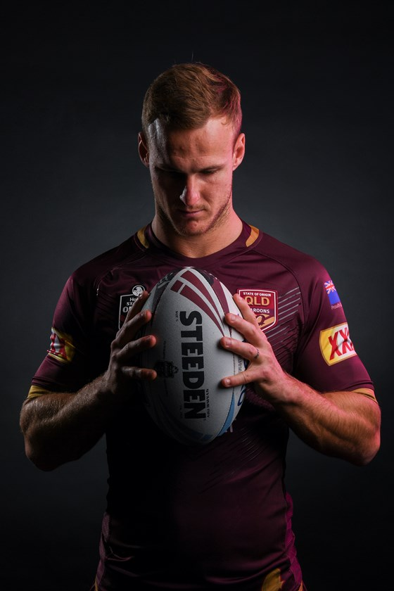 Daly Cherry-Evans. Photo: QRL Media