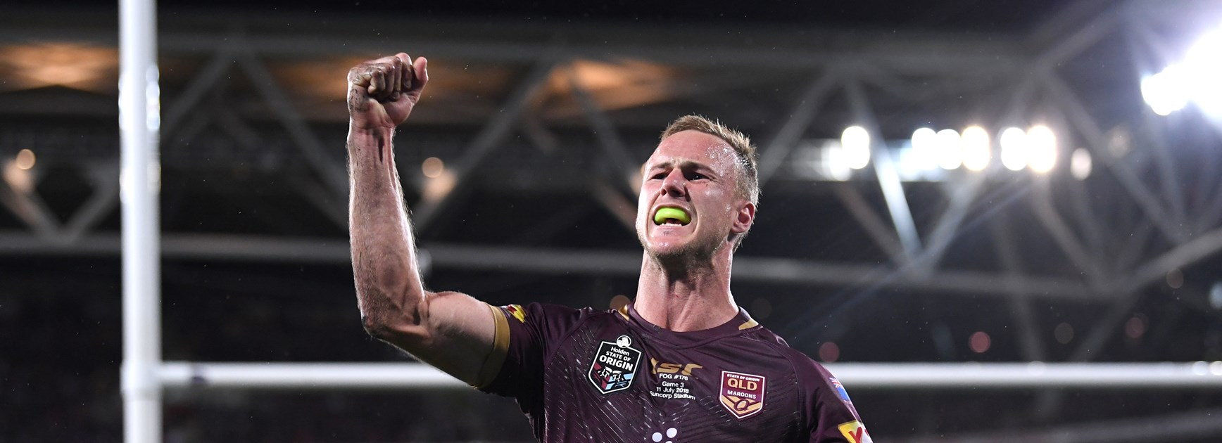 Cherry-Evans emerges as prime Maroons captaincy option