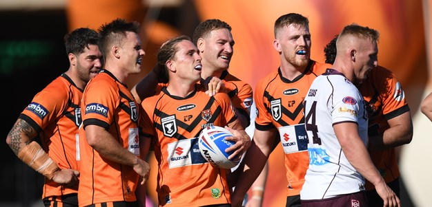 Tigers show ruthless streak against Bears