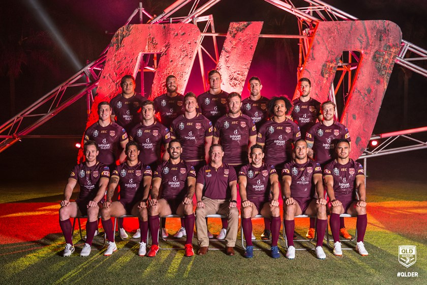 89676655d ... Queensland Indigenous training jersey. The Maroons take on New South  Wales at the Melbourne Cricket Ground next Wednesday, June 6 in Game I of  the ...