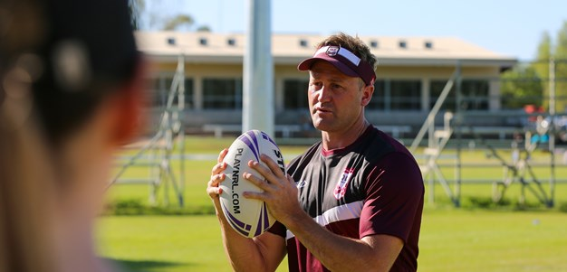 QRL launches coach development series