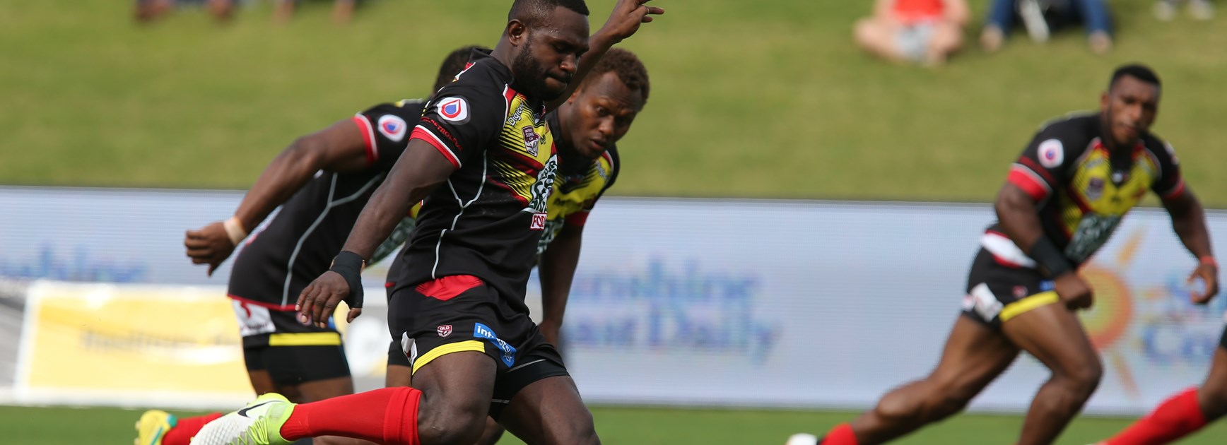 PNG back in the hunt after win over Pride