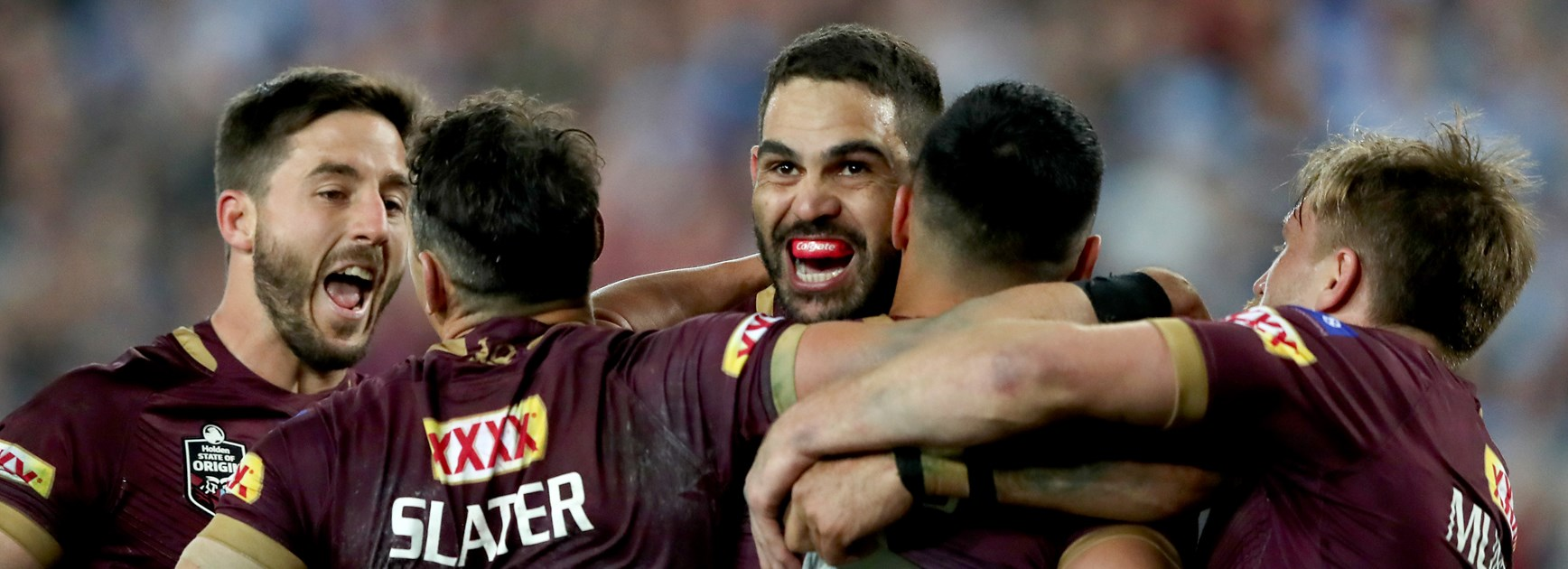 QRL and Walters congratulate Maroons champion Inglis