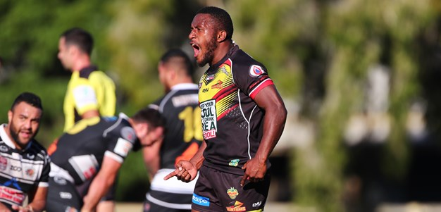 PNG hold on against Gulls; remain in finals hunt