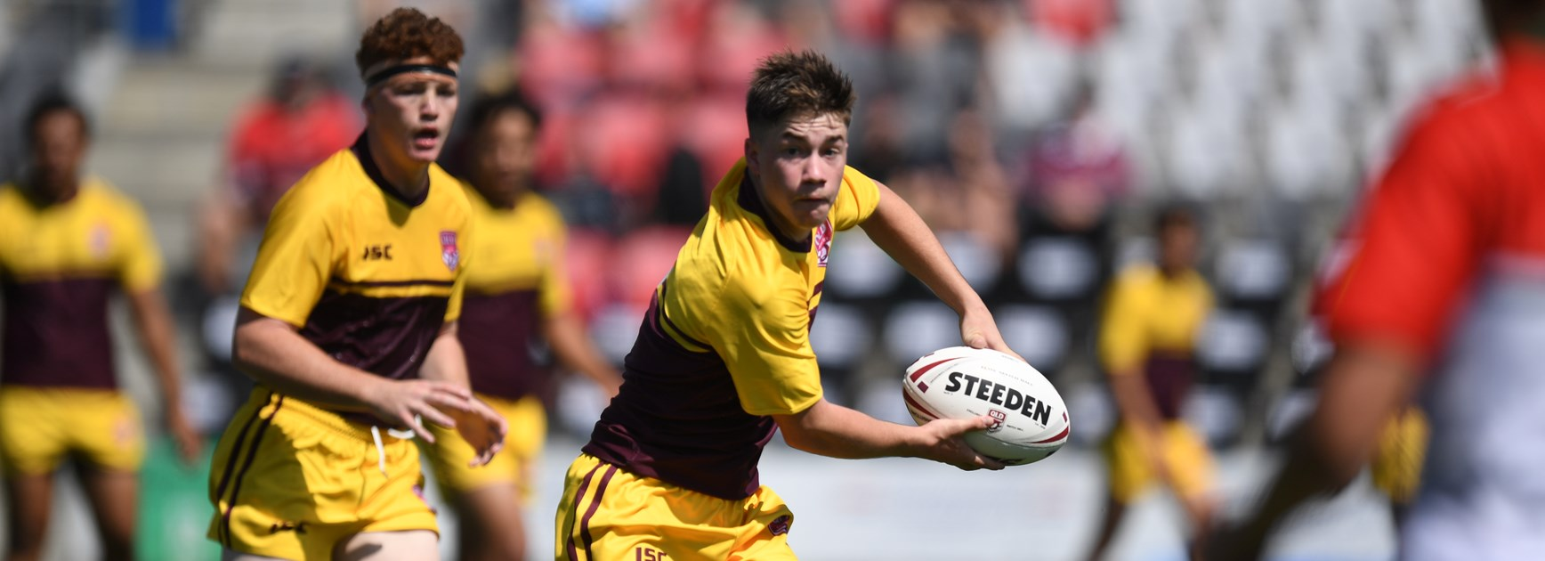 Queensland Under 16 Country too good for City