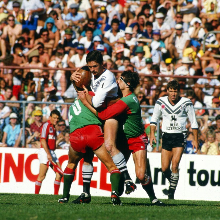 Belcher honoured to join Souths Logan Hall of Fame