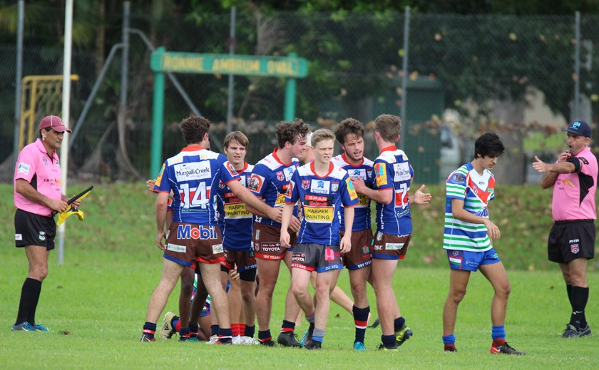 Atherton Roosters host Cairns Brothers this Saturday which is also the club's Beanie For Brain Cancer round raising funds for Mark Hughes Foundation Photo: Maria Girgenti