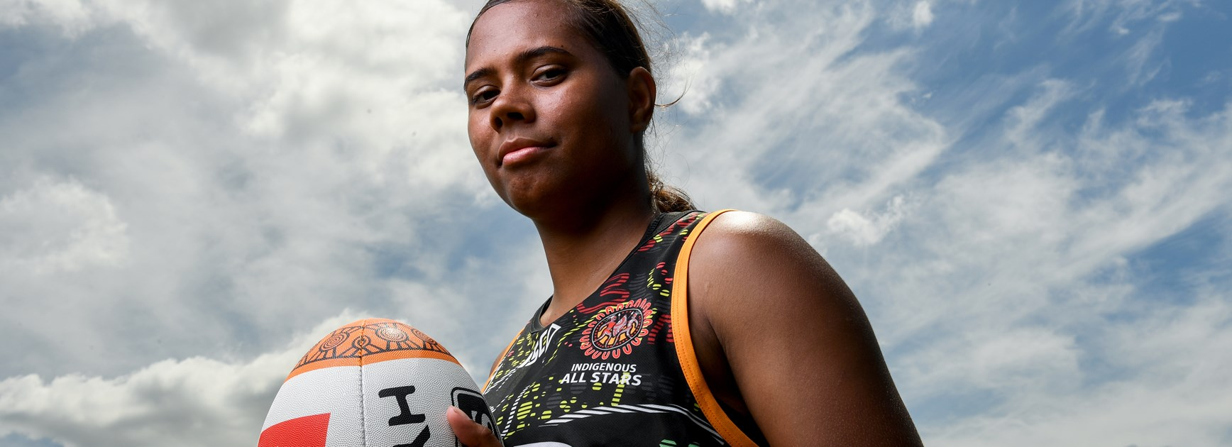 Tanika Marshall out to make her own mark in history