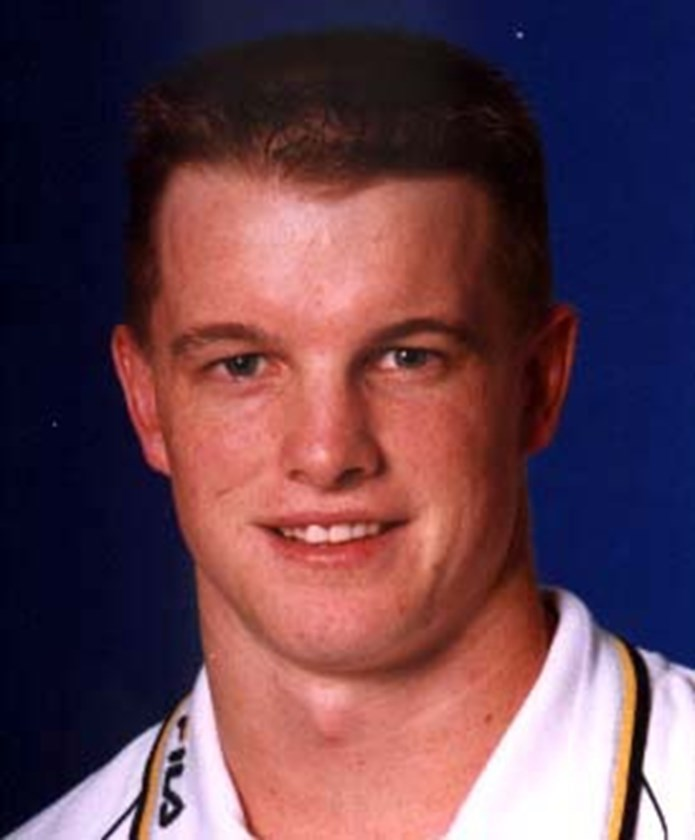 Mark Shipway during his time at North Queensland Cowboys. Photo: NRL Images