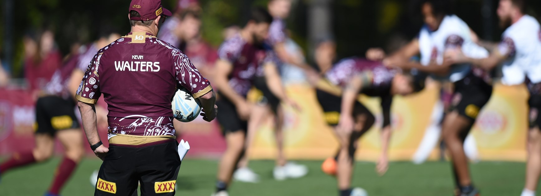 Maroons confirm camp switch