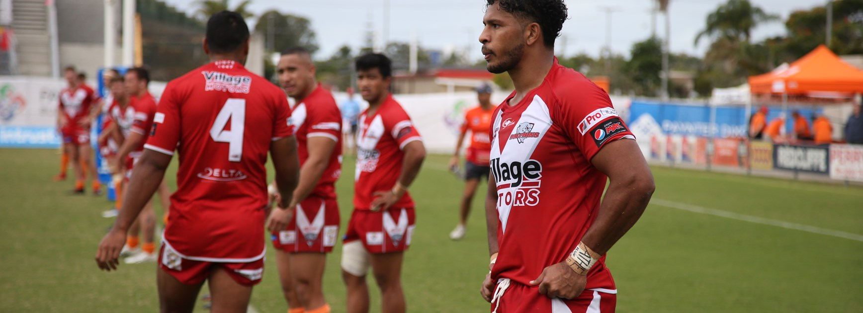 Last-placed Mackay level with Dolphins in 1st draw of season