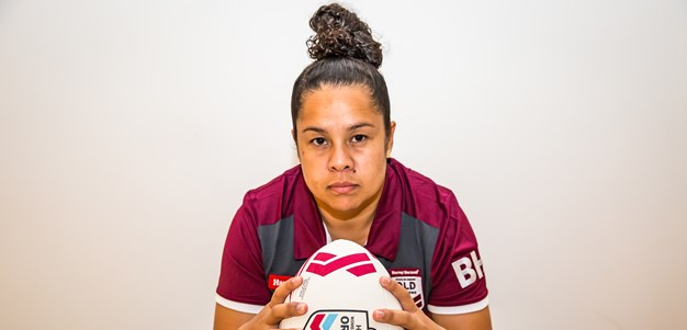 First female Dally M winner Hoepper fired up for Queensland