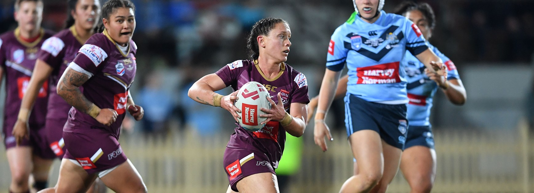 Queensland talent named for Women's All Stars clash