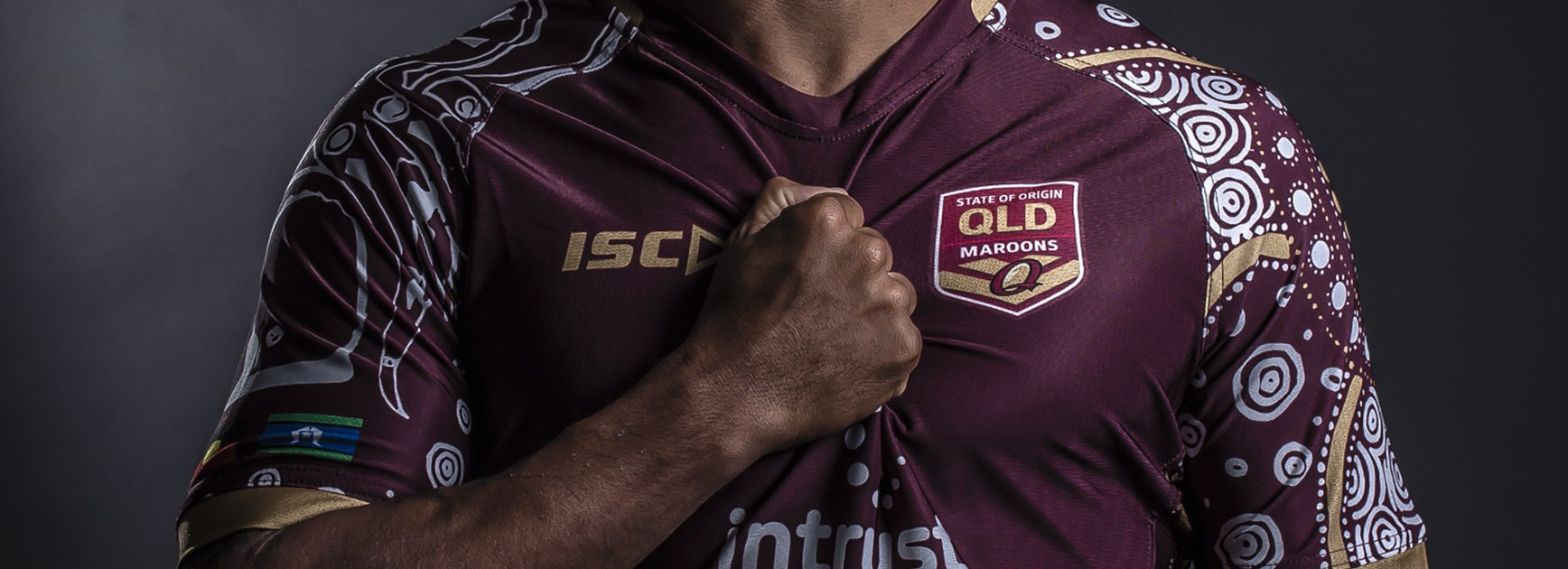 Maroons launch new Indigenous jersey