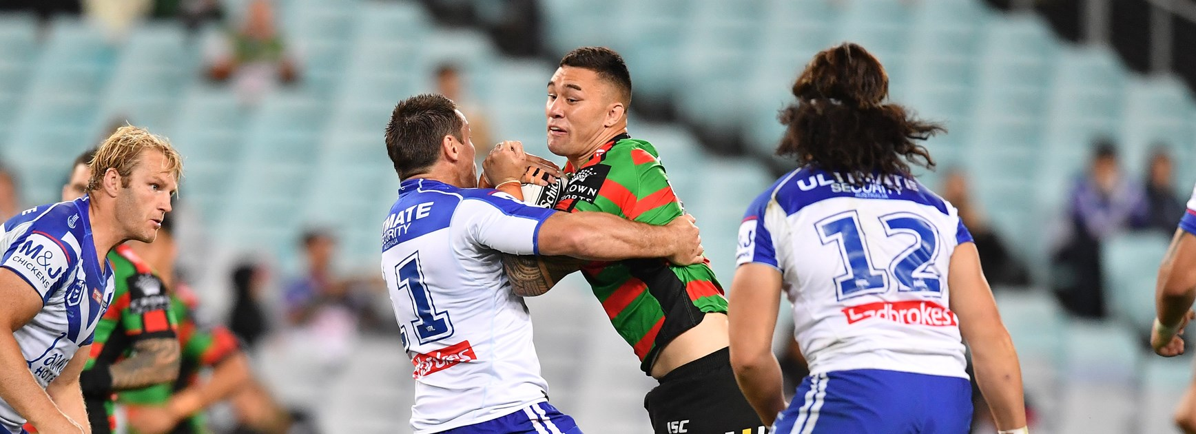 Rabbitohs trio, Raiders duo called up to Maroons squad