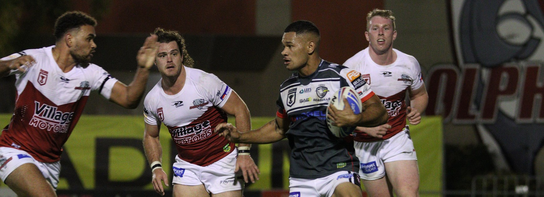 Tweed Seagulls prove too strong for Dolphins