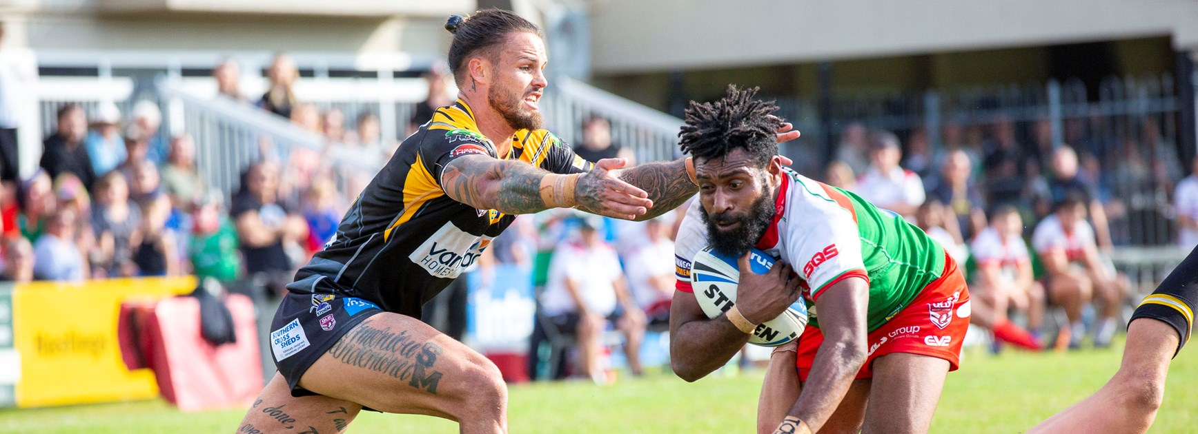 Falcons soar over Wynnum in record-breaking triumph
