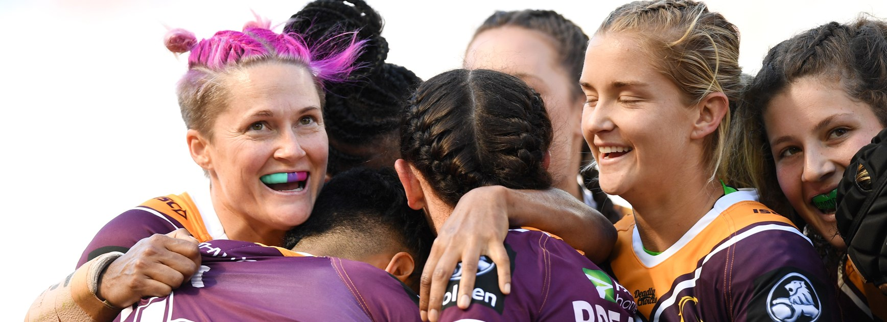 The NRLW season is tough for this mum, but worth it