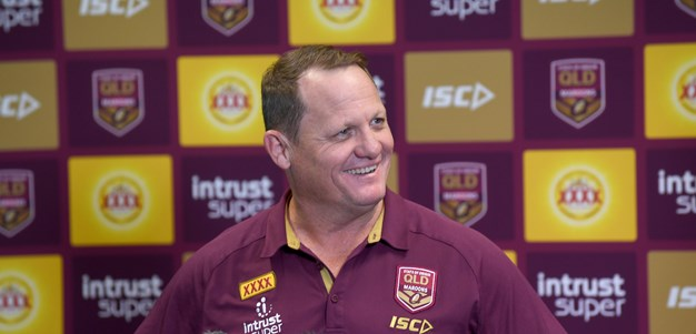 Queensland Maroons team and new captain announced