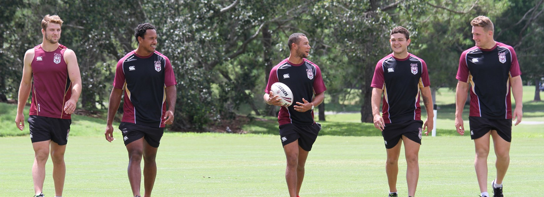 Queensland Emerging Origin squad