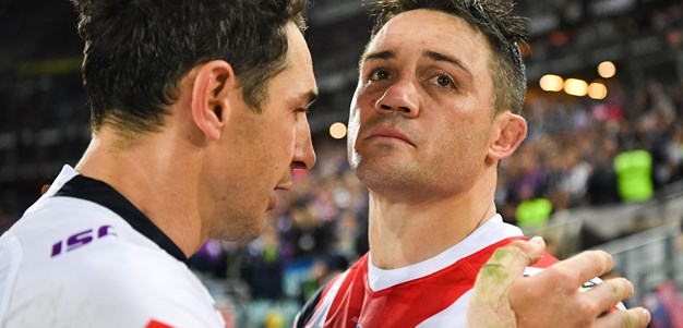 Cronk, Keary guide Roosters to grand final glory v Storm
