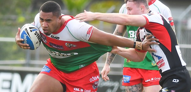 Wynnum Manly come out on top in tight tussle with Tweed