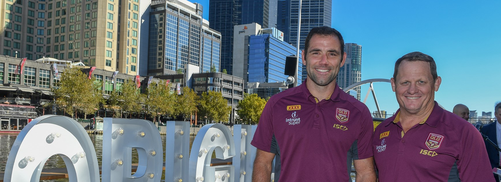 Countdown to State of Origin