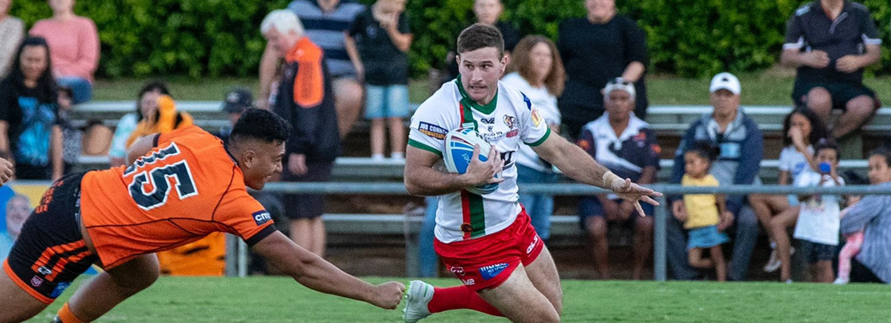 Wynnum Manly keep streak alive after overtaking Tigers